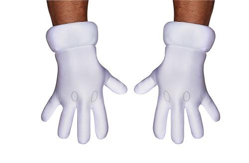 Gants de Mario Bros pour Adultes