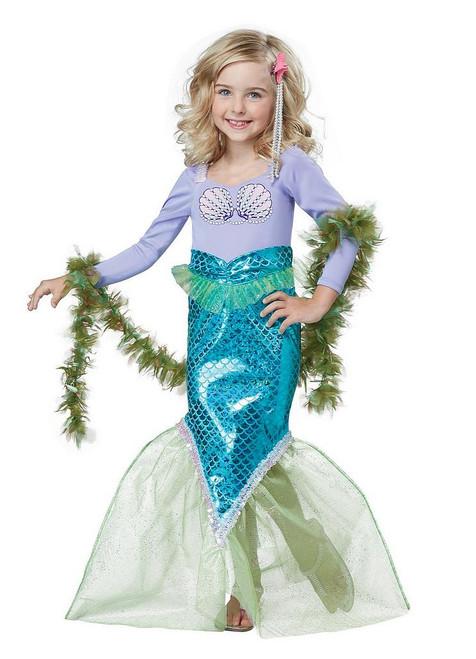 Costume de Sirène Magique pour Bambin