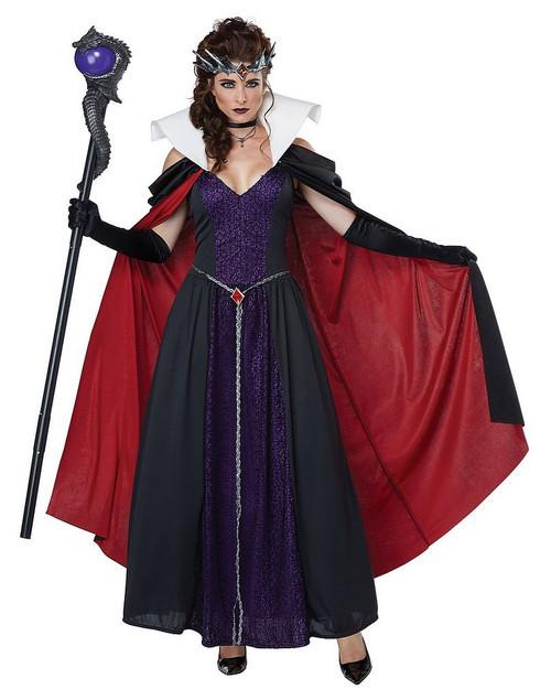 Costume de Reine Malefique pour Adulte
