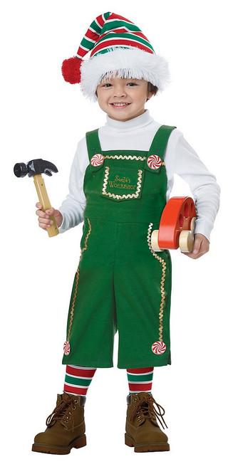 Costume de P%u2019tit Elfe Jovial