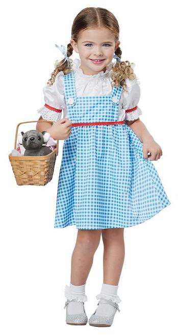 Costume de Dorothée d'Oz pour Bambin
