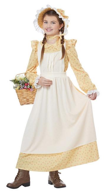 Costume de Fille de la Prairie pour Enfant