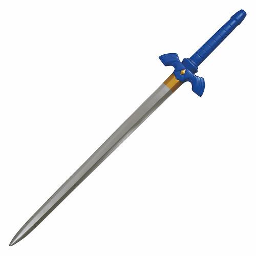 Epée en mousse bleue de Zelda