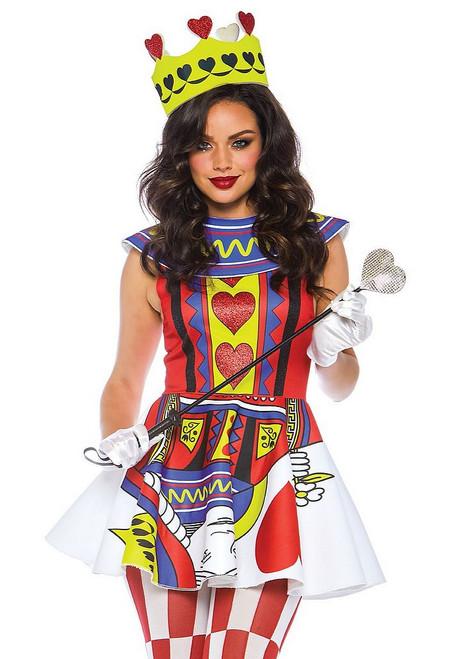 Costume de Reine de Cœur