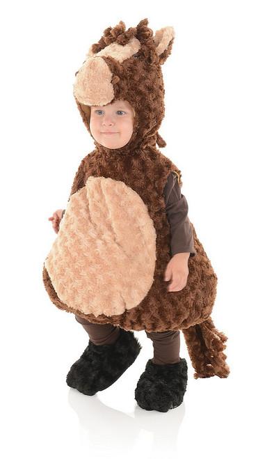 Costume de Cheval en Peluche pour  Bambin