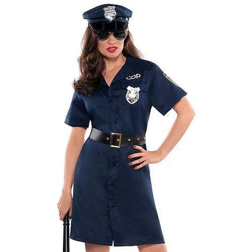 Robe de Policière
