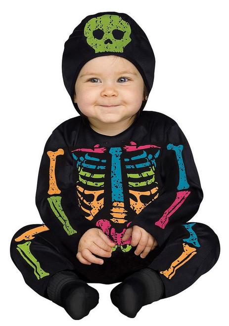 Bones bébé infantile Bones couleur