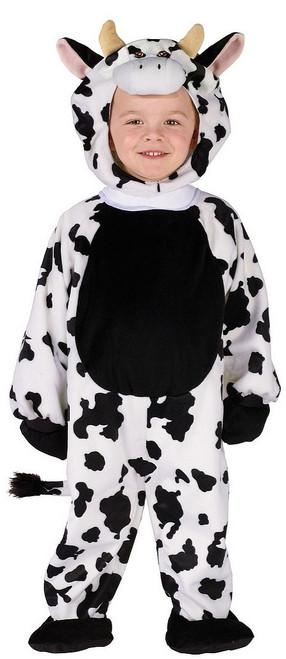 Costume de Vache en Peluche