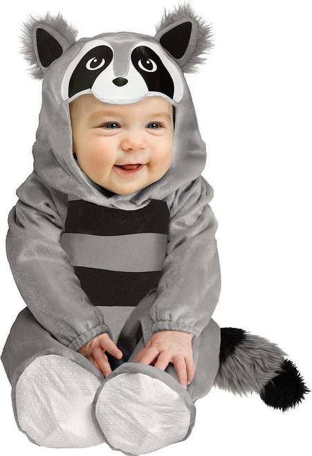 Costume de Bébé Raton Laveur