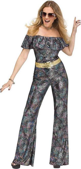 Costume de Reine du Disco