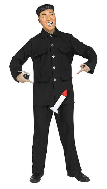 Costume d'Homme au Missile