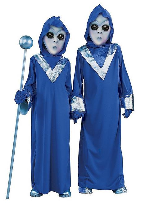 Costume d'Alien de l'Espace pour Enfant