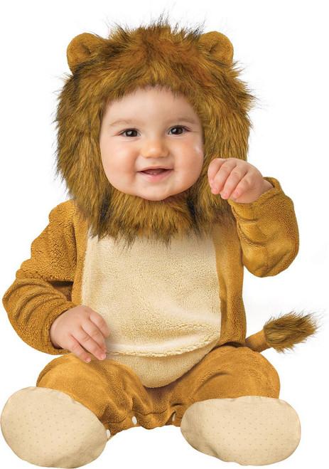 Costume de Lion Câlin pour Bébé