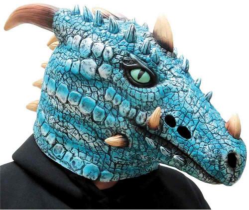 Masque de Dragon des Glaces pour Adulte