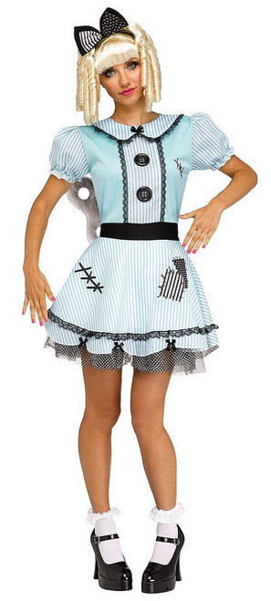 Costume de Poupée Mécanique