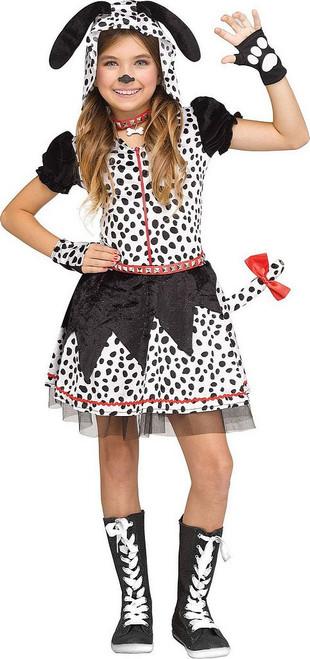 Costume de Demoiselle Tachetée pour Enfant