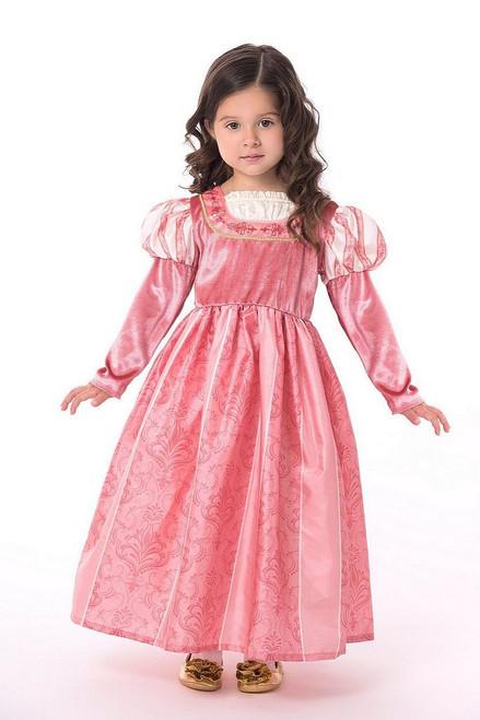 Robe de Princesse Renaissance Corail