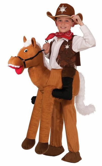 Costume Chevauche-un-Cheval pour Enfant