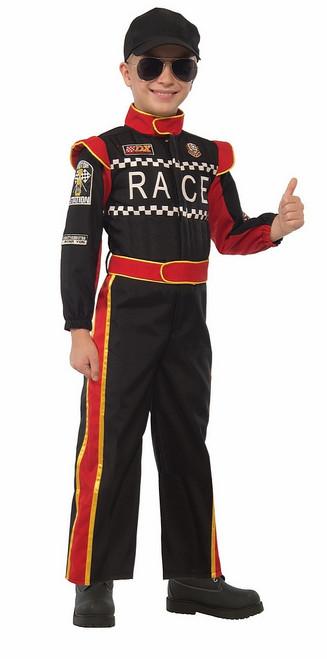 Costume de Pilote de Course pour Enfant