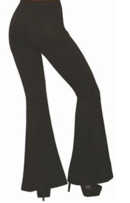 Pantalon Disco pour Femme Taille Haute