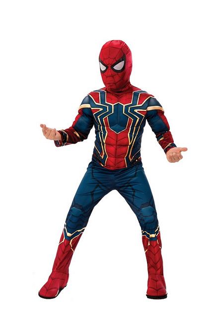 Costume Iron  Spider Man Deluxe Enfan
