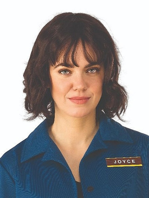 Stranger Things Joyce Perruque Byers