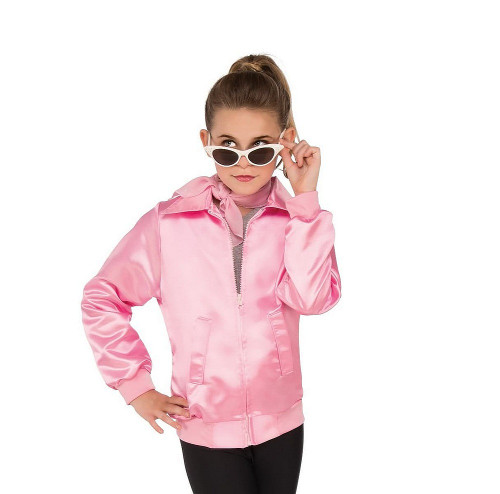 Costume Pink Lady Grease Enfant