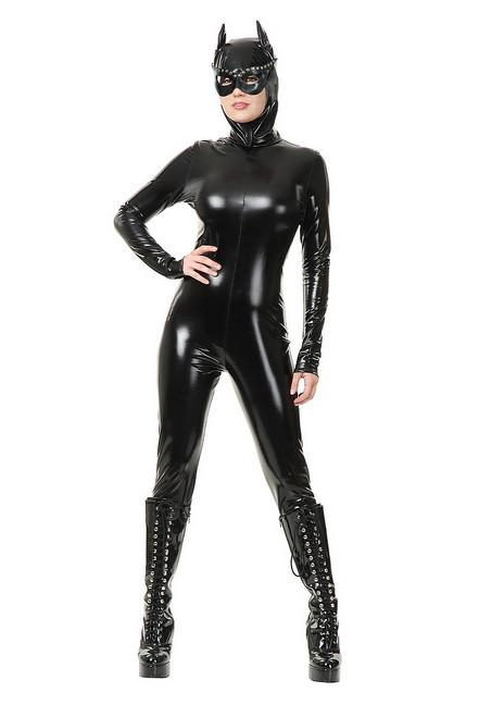 Costume de Chat Espiègle pour Femme