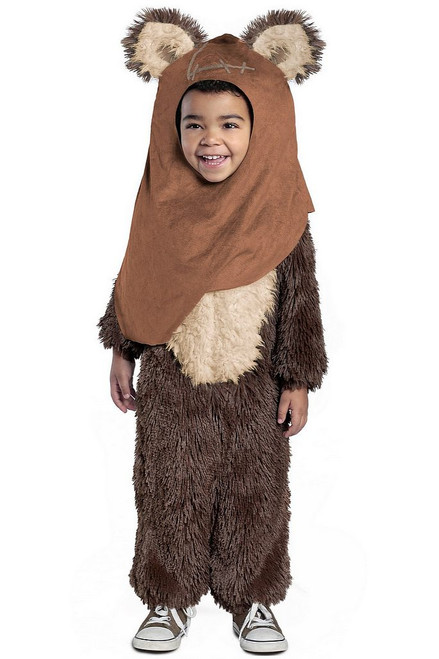 Costume d'Ewok Wicket de Star Wars pour Bambin