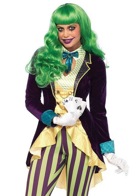 Costume de Joker pour Femme