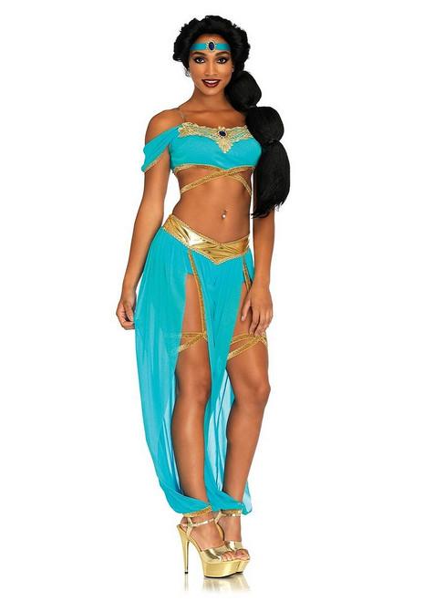 Costume de Jasmine Princesse de l%u2019Oasis