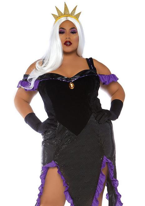 Costume d'Ursula Sorcière des Mers