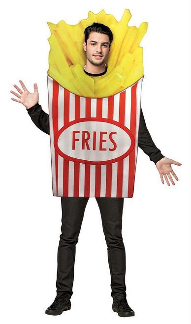 Costume de Frites pour Adulte