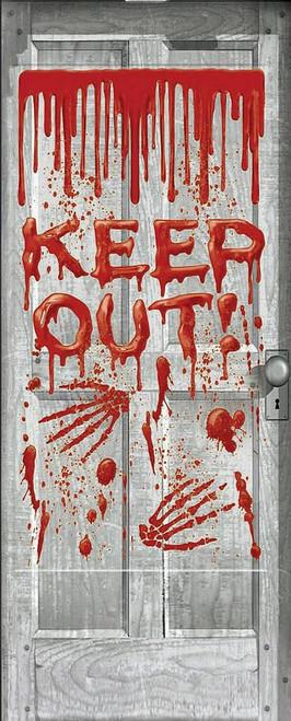 Poster Géant pour Porte de 4 pieds sur 2 pieds
