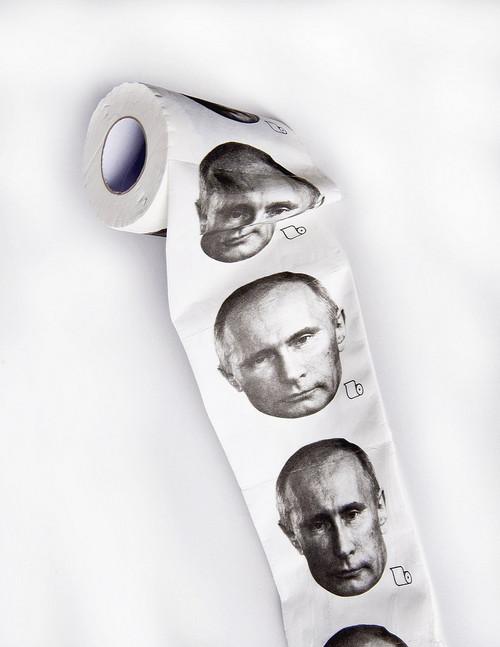 Papier Toilette Vladimir Poutine