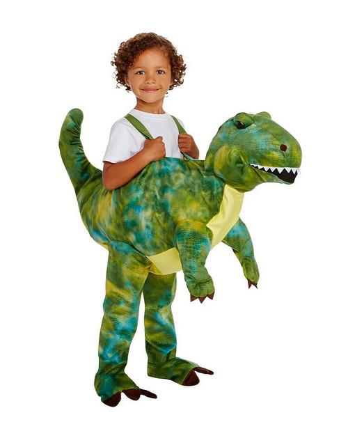 Costume Chevauche un Dino pour Enfant