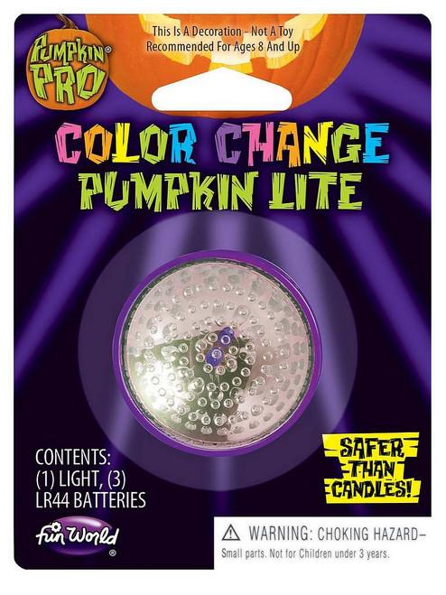 Lampe pour Citrouille Multicolore