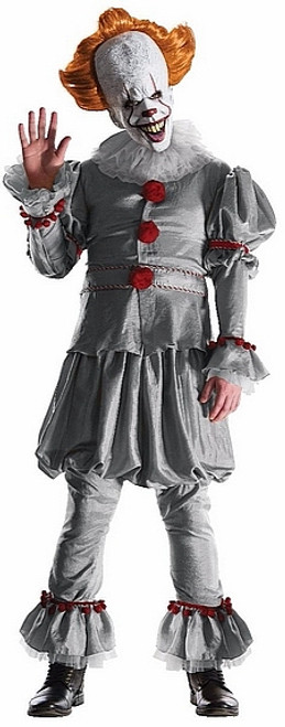 Costume de Clown Grand Heritage de Pennywise pour Adulte