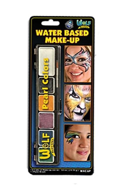 Palette de Maquillage 6 Couleurs Perle