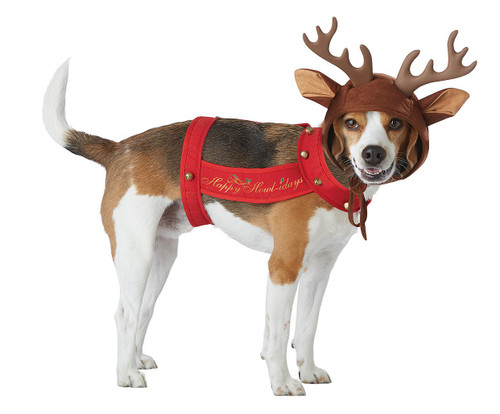Reindeer Pet Costume