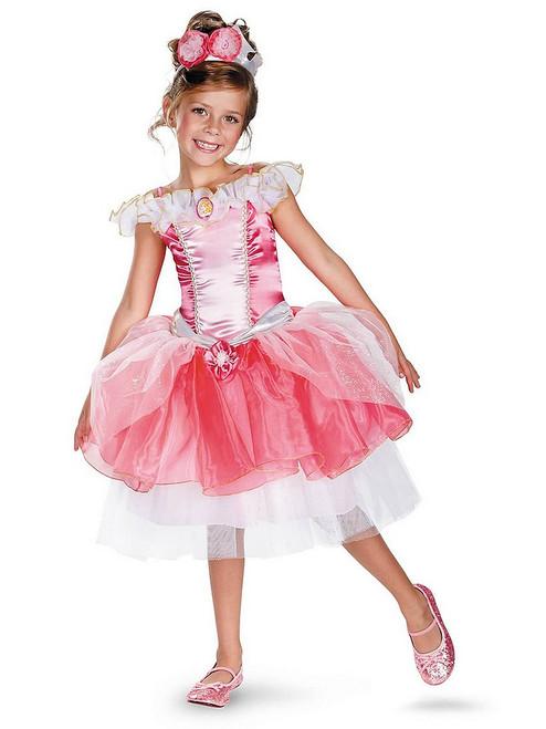 Costume de Belle au Bois Dormant Deluxe