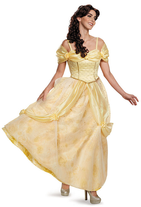 Costume Belle Prestige Disney