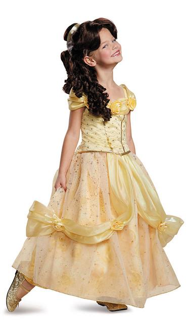 Costume Disney Belle Prestige Fille