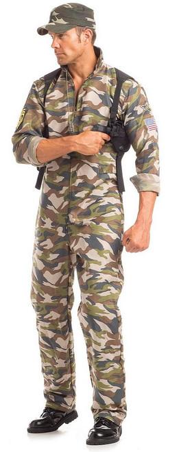 Sergent-major Mens Costume