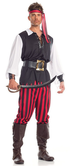 Pirate Costume Hommes