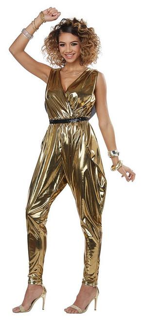 Costume Disco Années 70 Femme