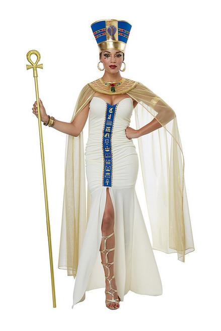 Costume de Reine d'Égypte pour Femme