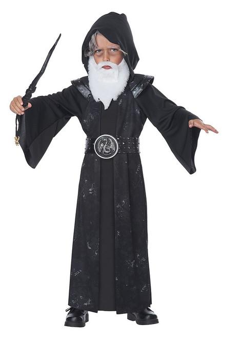 Costume de Vieux Sorcier pour Bambin