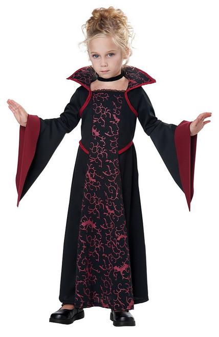 Costume pour Tout-Petits Reine des Vampires