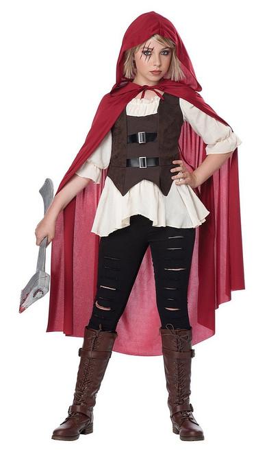Costume de Chaperon Rouge pour Fille